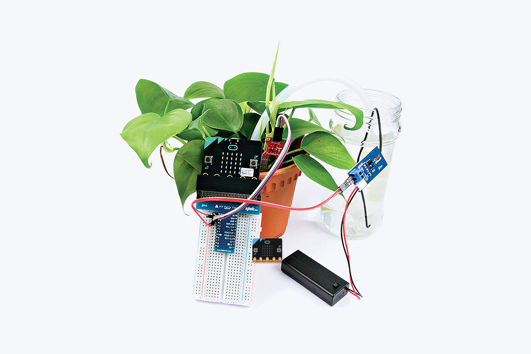 Irrigation System Inovlabs